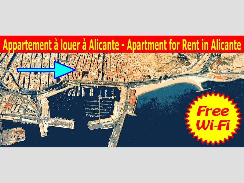 Alicante - beautiful apartment by the beach., location de vacances à Cocentaina