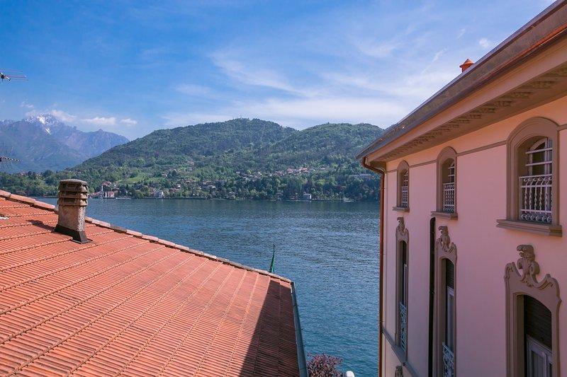 View on Lake Como