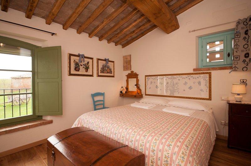 Agriturismo San Giorgio, Ferienwohnung in Monteroni d'Arbia