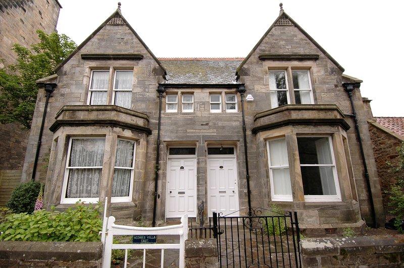 Superbe appartement de cinq chambres à St. Andrews, à 300 verges du 18e vert de l'Old Course