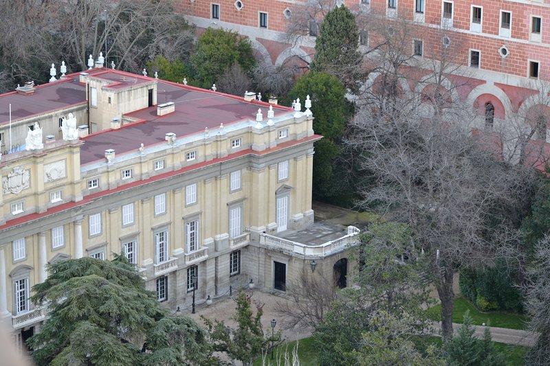 El Palacio del Duque de Alba
