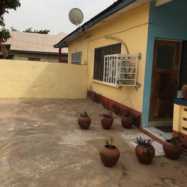 Ferienhaus in Tamale Ghana, holiday rental in Northern Region