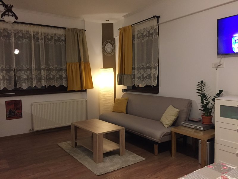 Brand new Studio - Suits all tastes - Zone 1, holiday rental in Jilava