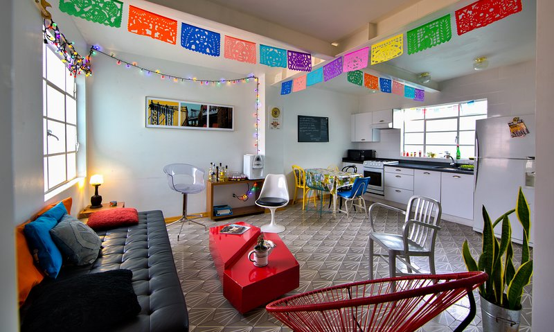 Full aparment Downtown Mexico City, vacation rental in Mexico City
