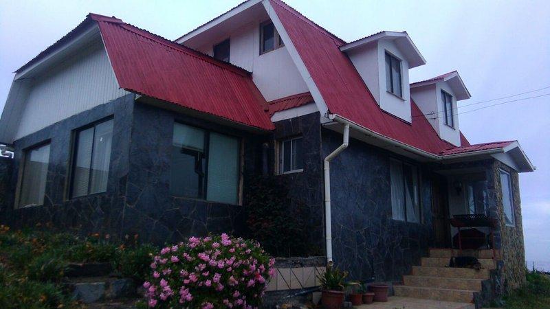 Casa de veraneo frente al mar, holiday rental in Cobquecura