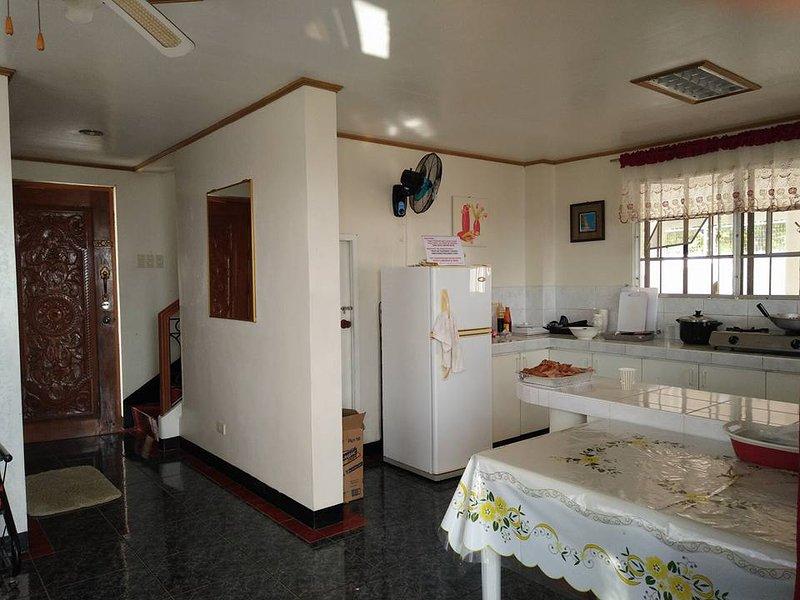Mini cozinha ...