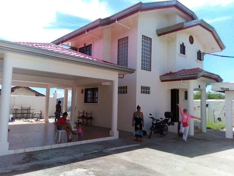 intrance principal da casa & Pavillion ...