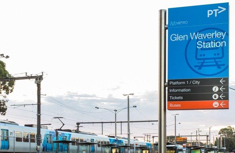 À distance de marche de la gare Glen Waverley