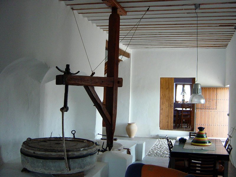 Ancient watermill built in 1750 and totally renewed in 2000 (Andalucia), vacation rental in Cuevas del Almanzora
