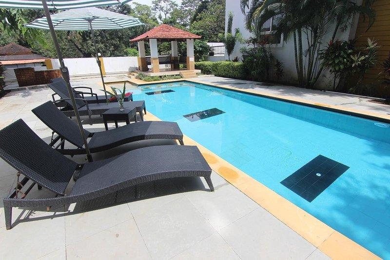 Three Bedroom Villa in Anjuna - Casa Del Sol - Villa A1, aluguéis de temporada em Assagao