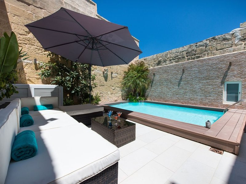 Villa Naspla, vacation rental in Dingli
