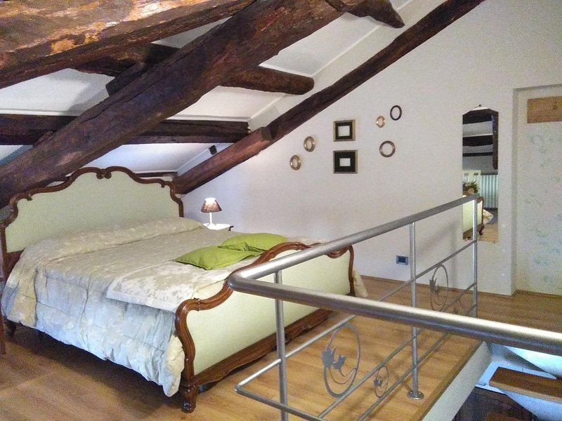 La Soffitta di Angelica, holiday rental in San Damiano d'Asti
