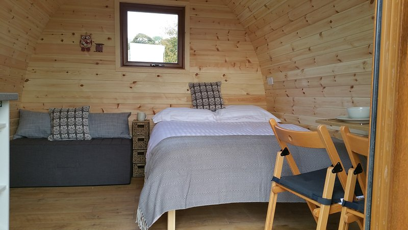 Howgills Hideaway Glamping, holiday rental in Yorkshire Dales National Park