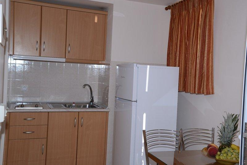 Studio - Apartment for 3 people
