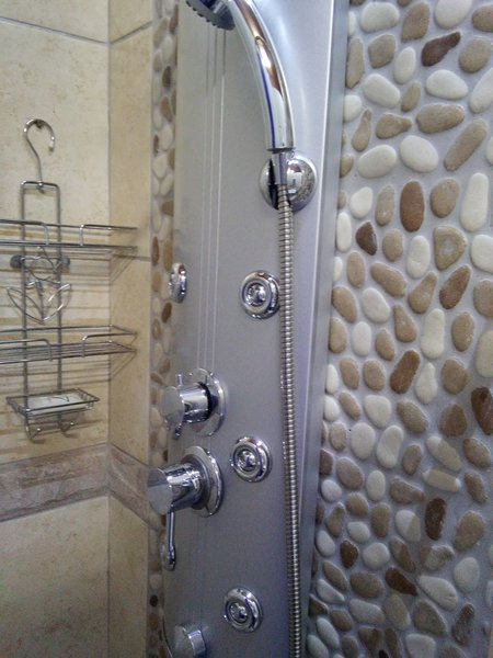 Kerry suite: Shower