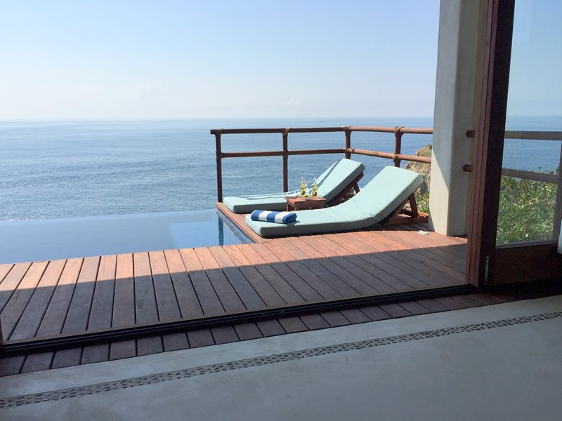 TURQUESA piscine chambre terrasse