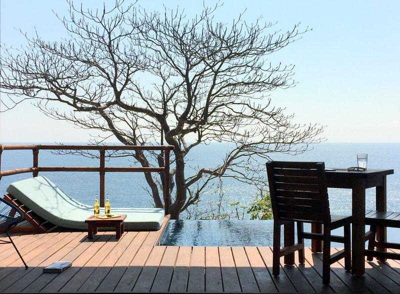 View from room ESTUDIO