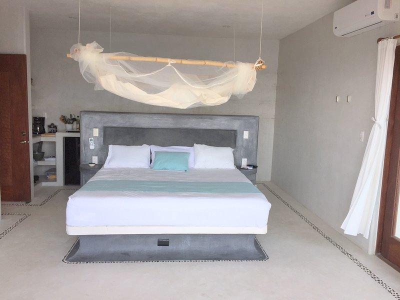 GRIS bedroom