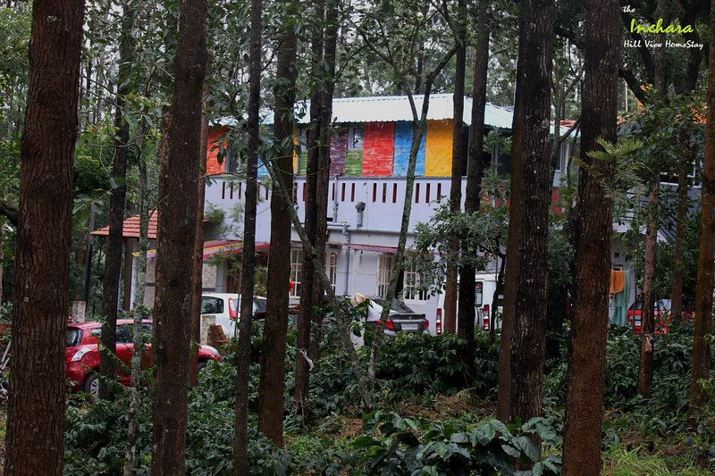 The Inchara Hill View HomeStay-Off Road Drive or Trek, holiday rental in Arasinaguppe