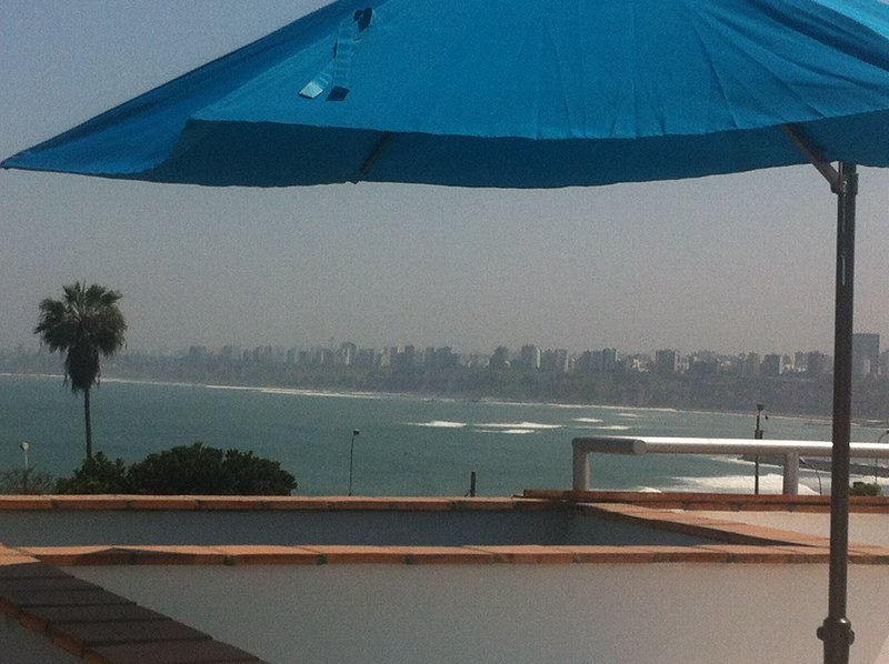 Departamento con Vista al Mar, location de vacances à Chorrillos