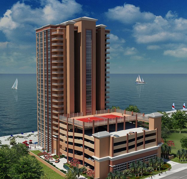 SLEEPS 16 NEW CONDO, 4 Bedroom, 3 Bath, Scheduled for March completion and and BOOKING in APRIL ;-))