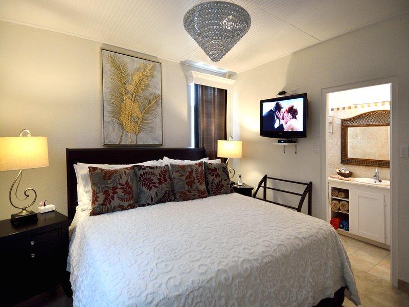 Calmar Master-Schlafzimmer mit eigenem Bad