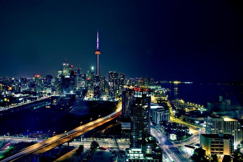 Amistoso horizonte de Toronto