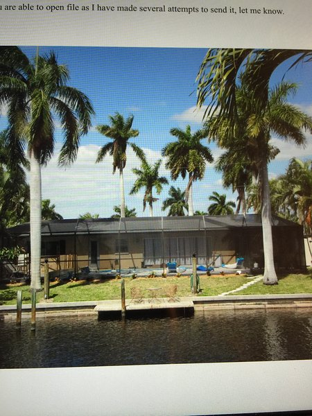 Canal House, South Facing Pool, Gulf Access Boat Docking