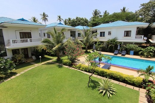3 bedroom Villa at Casa Azure, Calangute/Candolim, Goa - V2, holiday rental in Calangute