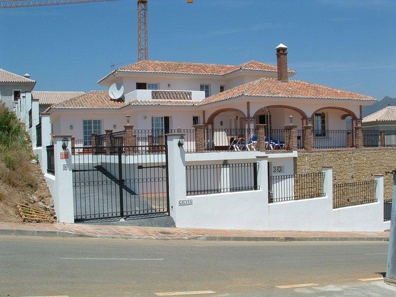 VILLA GALVIA, vacation rental in Mijas