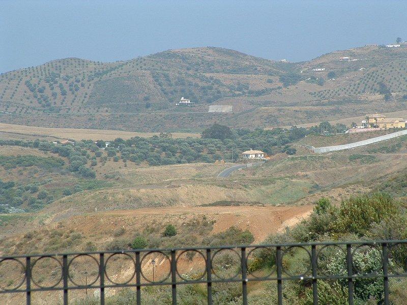 Views from VILLA GALVIA terrace