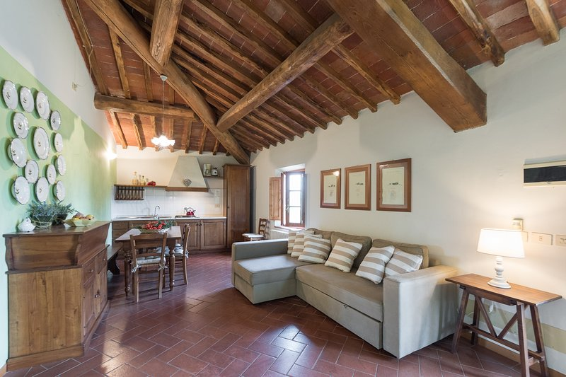 Apartment Podere #4, holiday rental in San Michele a Torri
