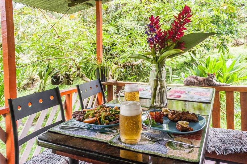 Relax In The Jungle - Secret Spot, alquiler de vacaciones en Guapiles
