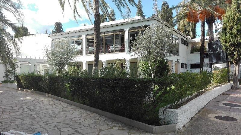 Estudio/Apartamento Puerto Deportivo Las Fuentes. Vistas al mar, casa vacanza a Alcossebre