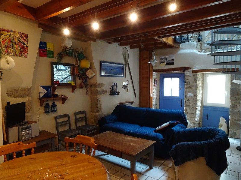 Gite typique du Golfe du Morbihan - Maison de Pêcheur