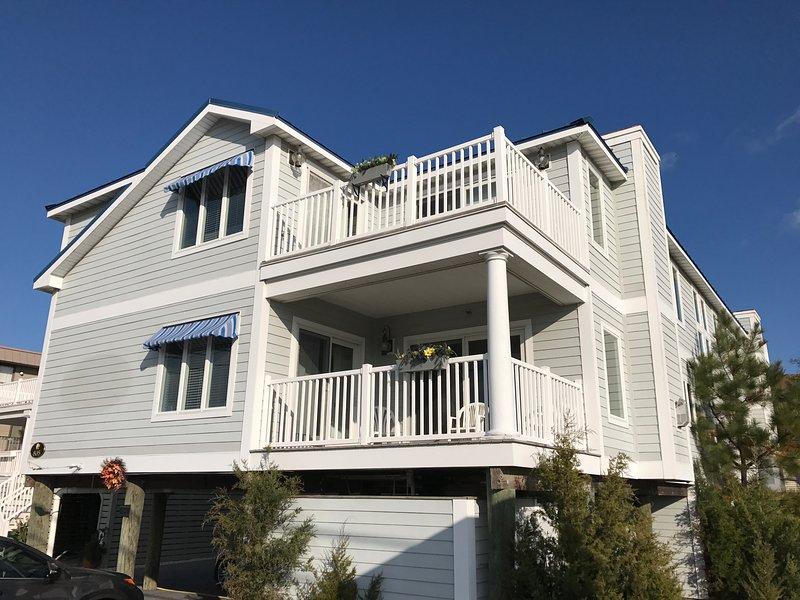 Belle 11 chambres, maison Oceanside à Fenwick Island