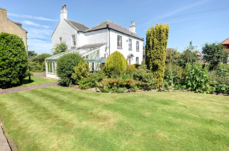 Hanover Cottage is an impressive, 5 bedroom house with private parking.