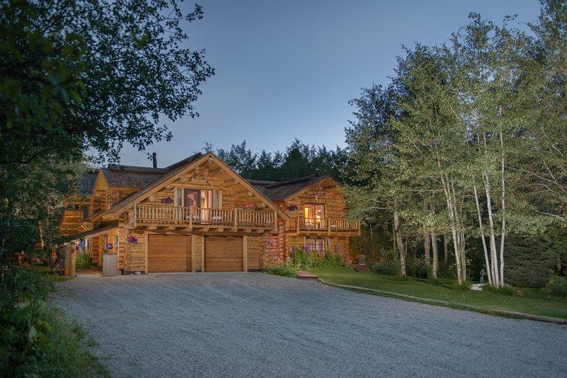 Wildflower Lodge est une retraite familiale de luxe où vous pourrez profiter de l'expérience culinaire ultime