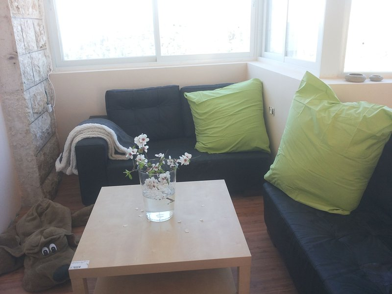 Es-Sense of Jerusalem, holiday rental in Beit Shemesh