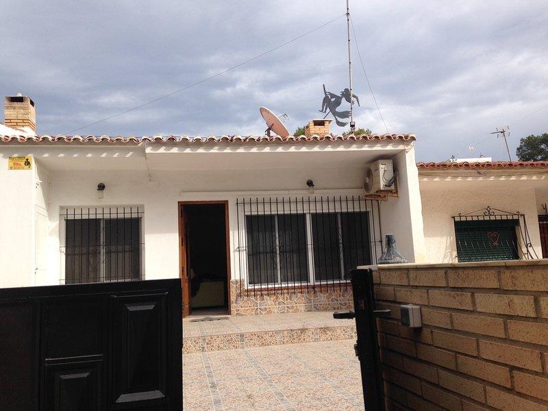 Chalet 'La Bruja', vacation rental in Campello