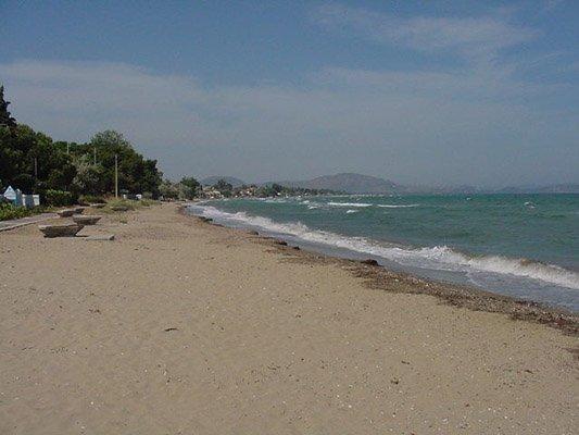 3 km spiaggia di sabbia