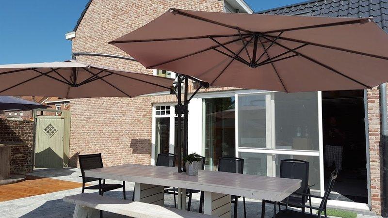 Patsy's Vakantiewonipers. 4 à 10 pers. in de Westhoek, Beveren-Kalsijde, België, location de vacances à Bambecque