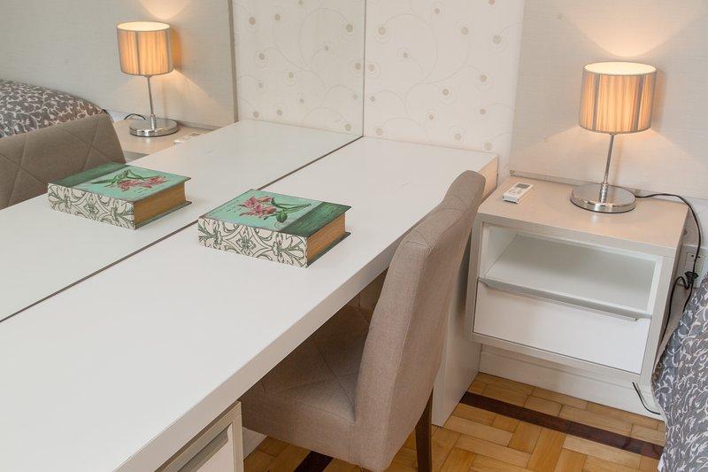Master-Schlafzimmer Details