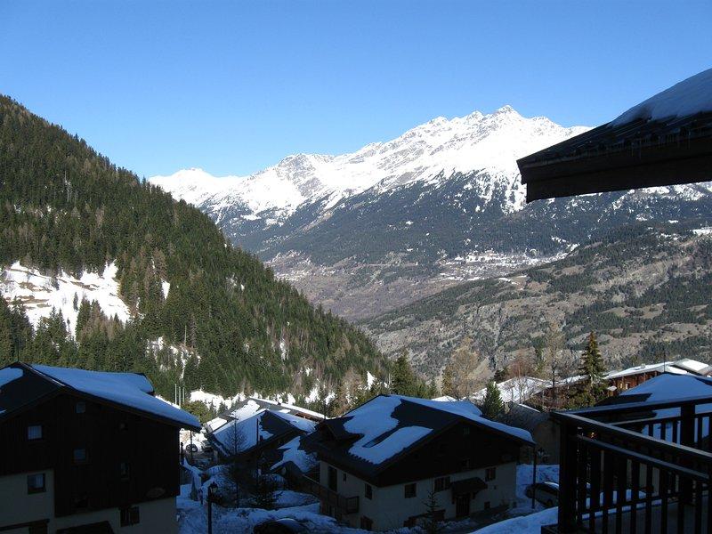 Appartement Savoie montagne été/hiver, holiday rental in Modane