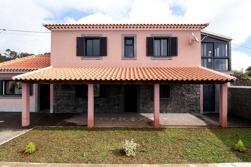 Casa Rocha, vacation rental in Faja da Ovelha