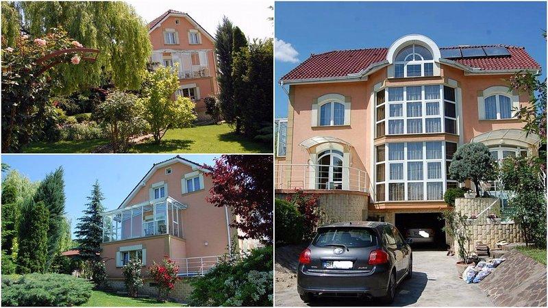 Villa Raze De Soare Oradea, casa vacanza a Baile Felix