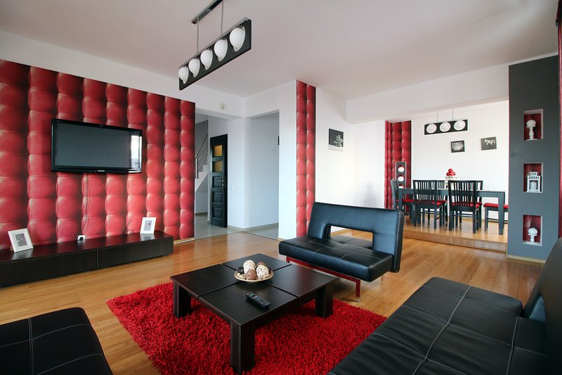Spacious Apartment in Sibiu - perfect for business travel / groups of friends, vacation rental in Sibiu