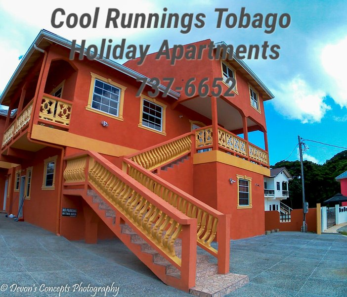 Cool Runnings Apartments- Coral Gardens Suite Apt# 3 – semesterbostad i Canaan