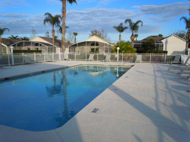 The community's  pool