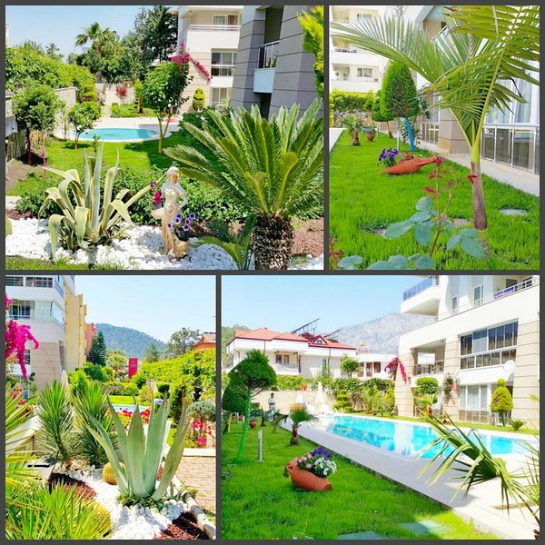 A cozy apartment in the center of Kemer – semesterbostad i Kemer